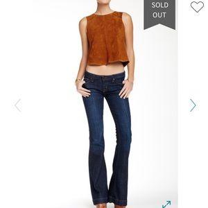 NWOT Hudson Ferris Flare Jeans